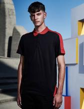 Contrast Coolweave Polo