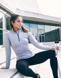 Women´s Cool-Flex 1/2 Zip Top